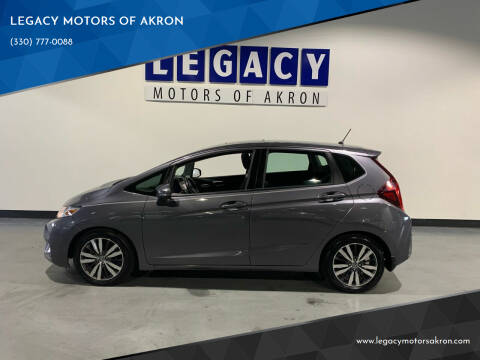 2015 Honda Fit for sale at LEGACY MOTORS OF AKRON in Akron OH