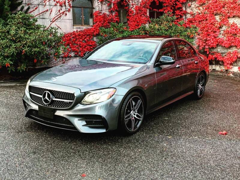 2017 Mercedes-Benz E-Class for sale at First Union Auto in Seattle WA