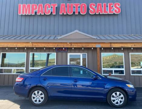 2011 Toyota Camry for sale at Impact Auto Sales in Wenatchee WA