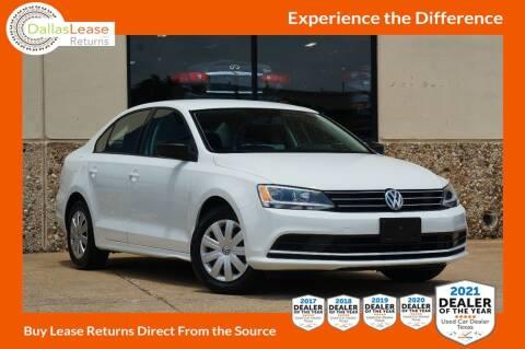 2019 Volkswagen Jetta for sale at Dallas Auto Finance in Dallas TX
