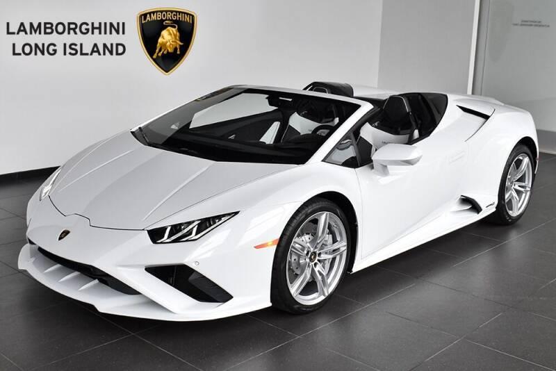2021 Lamborghini Huracan for sale at Bespoke Motor Group in Jericho NY