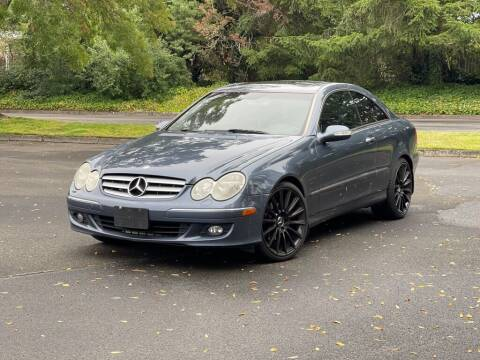 2006 Mercedes-Benz CLK for sale at H&W Auto Sales in Lakewood WA