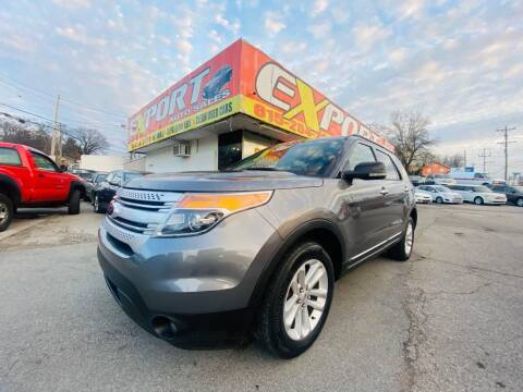 2013 Ford Explorer for sale at EXPORT AUTO SALES, INC. in Nashville TN