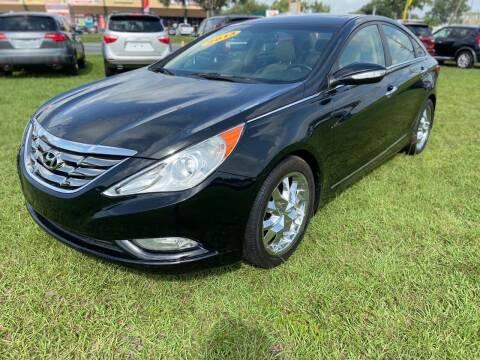 2013 Hyundai Sonata for sale at Unique Motor Sport Sales in Kissimmee FL