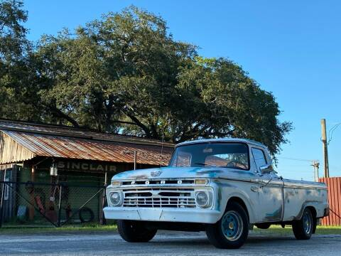 1966 Ford F-100 for sale at OVE Car Trader Corp in Tampa FL