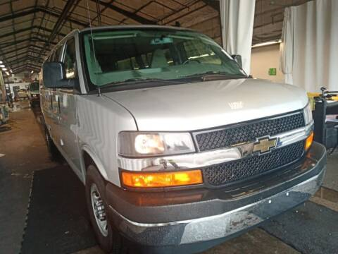 2018 Chevrolet Express Passenger for sale at Northwest Van Sales in Portland OR