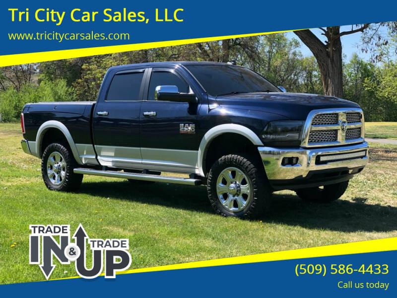 2014 RAM Ram Pickup 2500 for sale at Tri City Car Sales, LLC in Kennewick WA