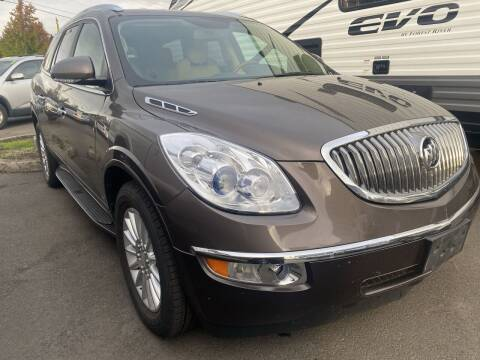 2012 Buick Enclave for sale at Salem Motorsports in Salem OR