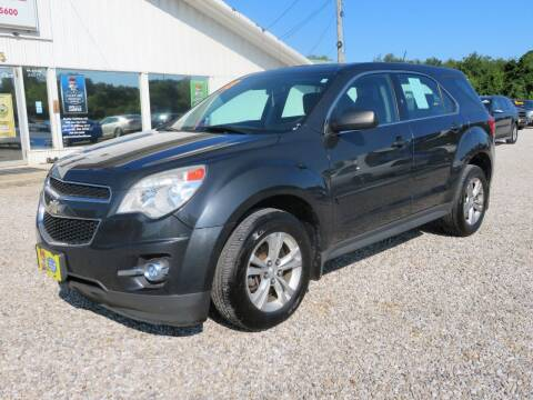 2013 Chevrolet Equinox for sale at Low Cost Cars in Circleville OH