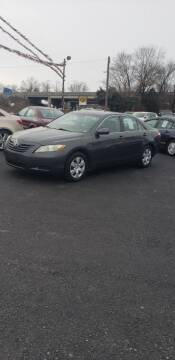 2007 Toyota Camry for sale at Credit Connection Auto Sales Inc. CARLISLE in Carlisle PA