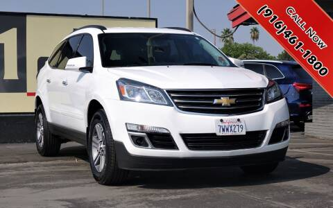 2017 Chevrolet Traverse for sale at H1 Auto Group in Sacramento CA