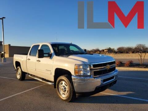 2014 Chevrolet Silverado 2500HD for sale at INDY LUXURY MOTORSPORTS in Fishers IN