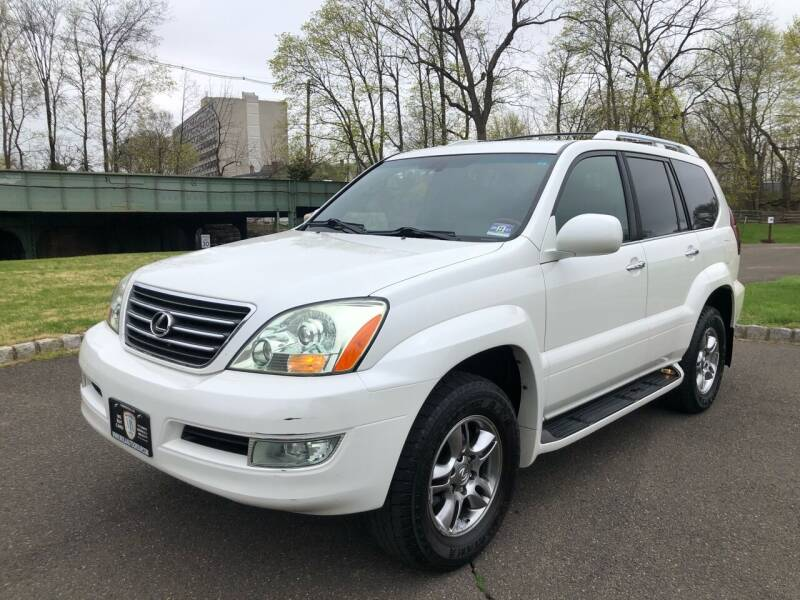 2008 Lexus GX 470 for sale at Mula Auto Group in Somerville NJ