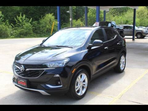 2020 Buick Encore GX for sale at Inline Auto Sales in Fuquay Varina NC