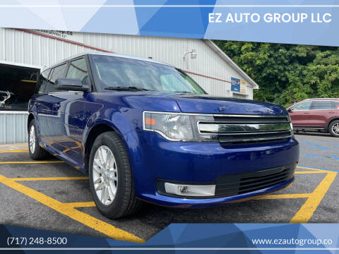 2013 Ford Flex for sale at EZ Auto Group LLC in Lewistown PA