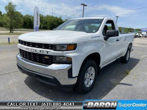 2020 Chevrolet Silverado 1500 for sale at Baron Super Center in Patchogue NY