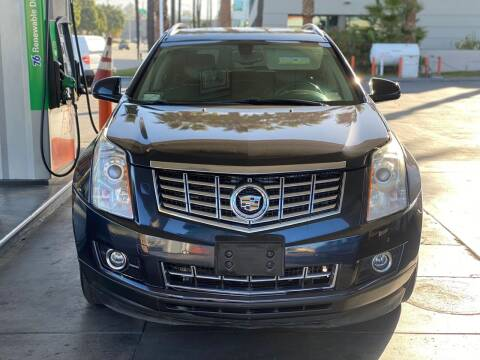 2014 Cadillac SRX for sale at Bell Auto Inc in Long Beach CA