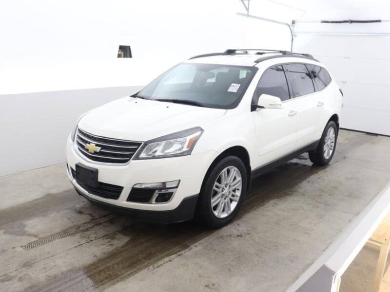 2015 Chevrolet Traverse for sale at Xtreme Motors Plus Inc in Ashley OH