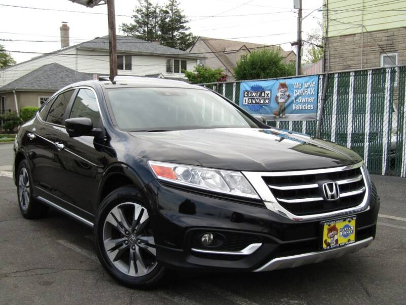 2013 Honda Crosstour for sale at The Auto Network in Lodi NJ