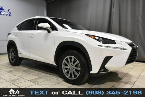 2019 Lexus NX 300h for sale at AUTO HOLDING in Hillside NJ
