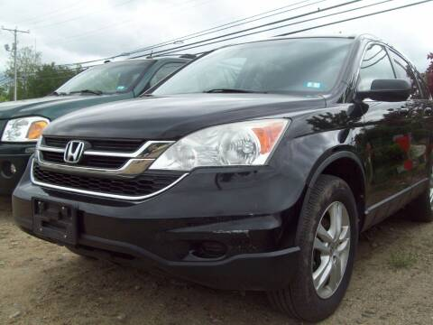 2011 Honda CR-V for sale at Frank Coffey in Milford NH