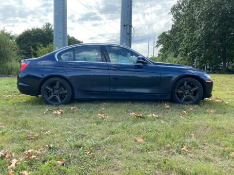 2014 BMW 3 Series for sale at Vertucci Automotive Inc in Wallingford CT