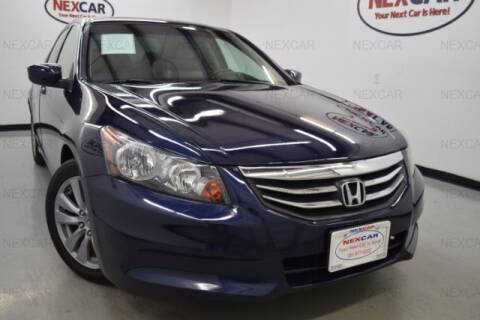 2011 Honda Accord for sale at Houston Auto Loan Center in Spring TX