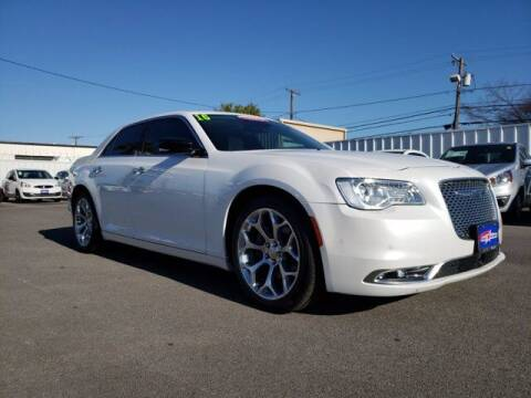 2016 Chrysler 300 for sale at All Star Mitsubishi in Corpus Christi TX