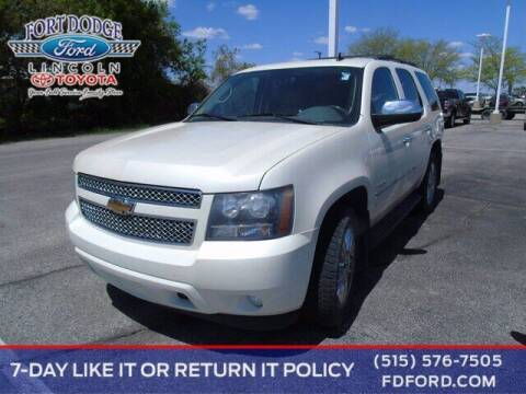 2010 Chevrolet Tahoe for sale at Fort Dodge Ford Lincoln Toyota in Fort Dodge IA