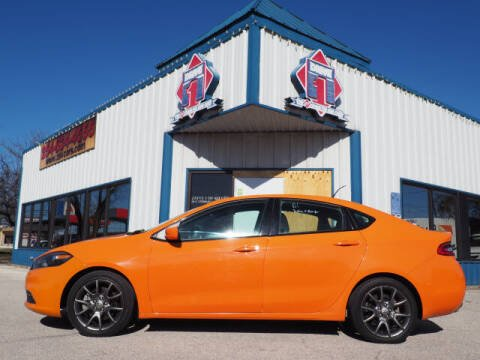 2014 Dodge Dart for sale at DRIVE 1 OF KILLEEN in Killeen TX