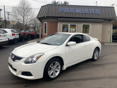 2010 Nissan Altima for sale at Premiere Auto Sales in Washington PA