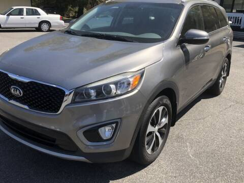 2016 Kia Sorento for sale at Auto Cars in Murrells Inlet SC