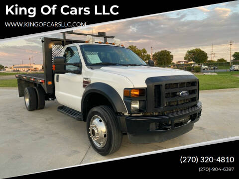 2008 Ford F-550 Super Duty for sale at King of Cars LLC in Bowling Green KY