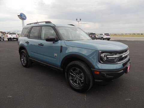 2021 Ford Bronco Sport for sale at West Motor Company - West Motor Ford in Preston ID