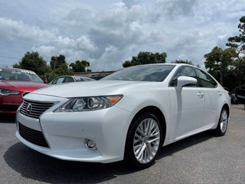 2014 Lexus ES 350 for sale at Upfront Automotive Group in Debary FL
