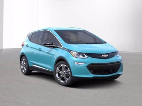 2021 Chevrolet Bolt EV for sale at Jimmys Car Deals at Feldman Chevrolet of Livonia in Livonia MI