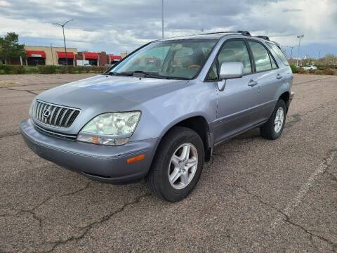 2001 Lexus RX 300 for sale at The Car Guy in Glendale CO