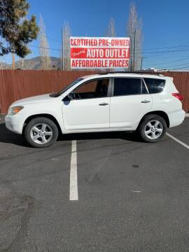 2006 Toyota RAV4 for sale at Flagstaff Auto Outlet in Flagstaff AZ