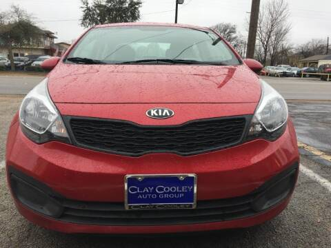 2014 Kia Rio for sale at Pary's Auto Sales in Garland TX
