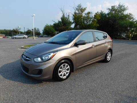 2013 Hyundai Accent for sale at AMERICAR INC in Laurel MD