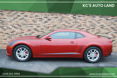 2014 Chevrolet Camaro for sale at KC'S Auto Land in Kalamazoo MI