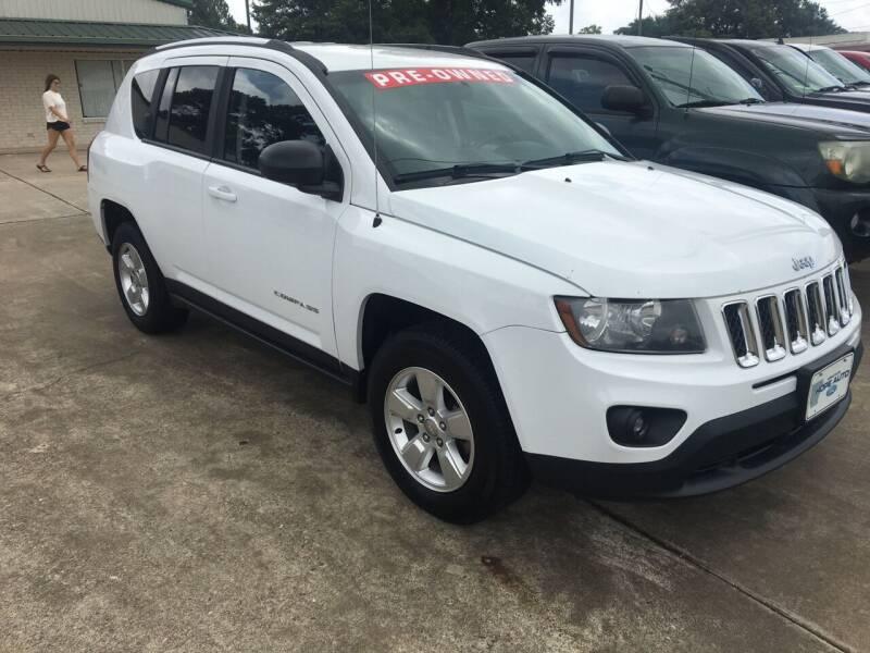 2014 Jeep Compass for sale at ARKLATEX AUTO in Texarkana TX