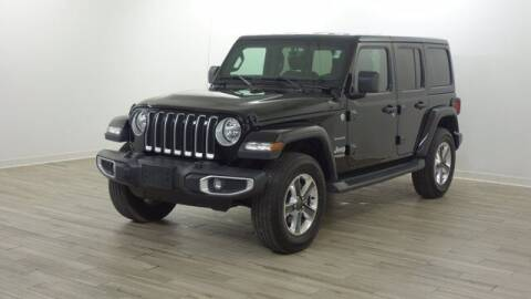 2020 Jeep Wrangler Unlimited for sale at TRAVERS GMT AUTO SALES - Traver GMT Auto Sales West in O Fallon MO