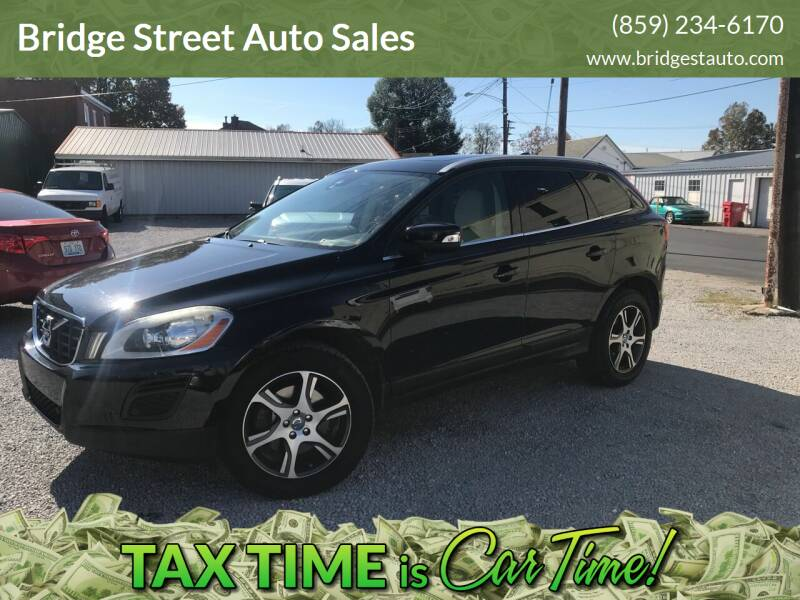 2013 Volvo XC60 for sale at Bridge Street Auto Sales in Cynthiana KY