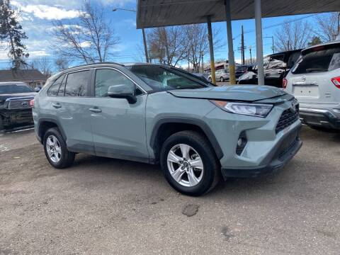 2020 Toyota RAV4 for sale at STS Automotive in Denver CO