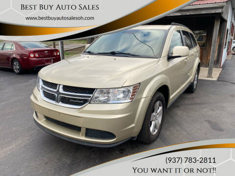 2011 Dodge Journey for sale at Best Buy Auto Sales in Midland OH