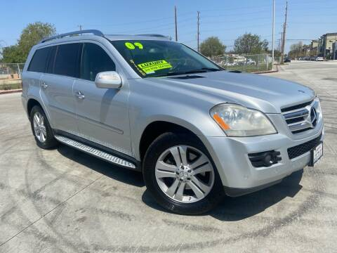 2009 Mercedes-Benz GL-Class for sale at Affordable Auto Solutions in Wilmington CA