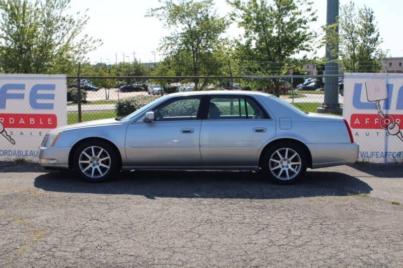 2006 Cadillac DTS for sale at LIFE AFFORDABLE AUTO SALES in Columbus OH