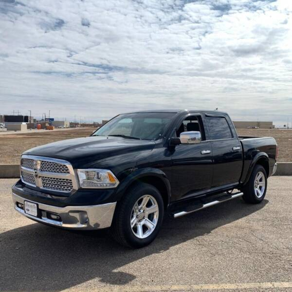 2014 RAM Ram Pickup 1500 for sale at Crossroads Auto Sales LLC in Rossville GA