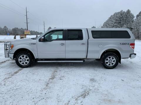 2013 Ford F-150 for sale at Motors-N-More Online Auctions in Park Rapids MN